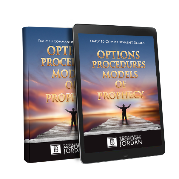 10 Commandments of Options-Procedures Models of Prophecy_ebook