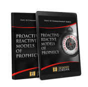Proactive-Reactive Models of Prophecy